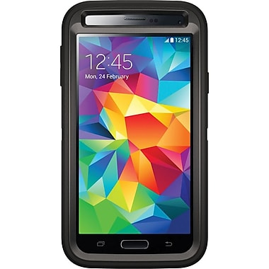 OtterBox Defender Series Case for Samsung Galaxy S5, Black