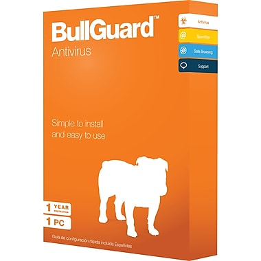 Bullguard Antivirus (1 User) (1 Year) [Boxed]