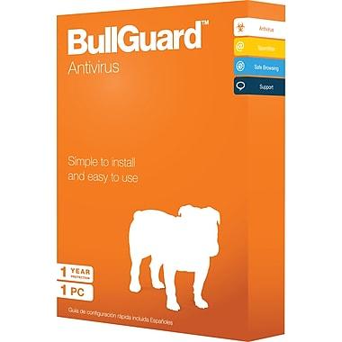 Bullguard Antivirus (1 User) (1 Year) [Boxed]