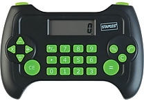 Staples 8-digit Game Controller Game Calculator (43113)