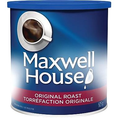 Maxwell House® - Contenant de café moulu de 925 grams