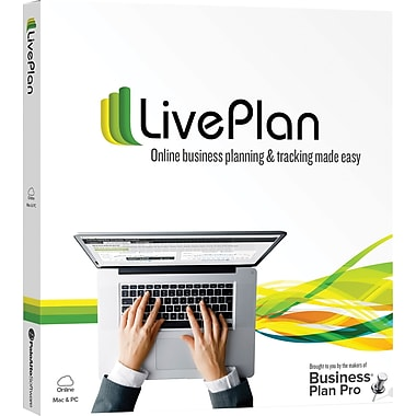 Palto Alto LivePlan Boxed Software