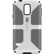 Speck GS5 Candyshell Inked Grip case in White/Black