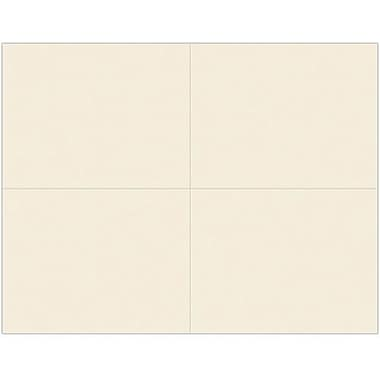 Great Papers® Ivory 4-Up Postcard, 200/Pack