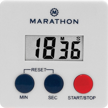Marathon Timer with Magnetic Clip