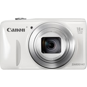 Canon PowerShot SX600 HS Digital Camera, White