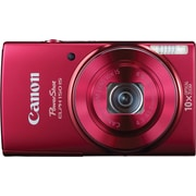 Canon PowerShot ELPH150 IS Digital Camera, Red