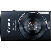 Canon PowerShot ELPH150 IS Digital Camera, Black