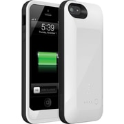 Belkin Grip Power Battery Case for iPhone 5 and iPhone 5s, White/Black