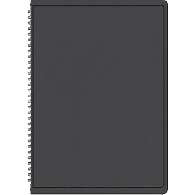 2015 Staples® Recycled Weekly/Monthly Planner, 8in. x 11in.
