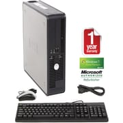 Dell Refurbished Optiplex 740 Desktop PC with W7HP and One Year Warranty
