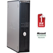 Refurbished Dell Optiplex 760, 1TB Hard Drive, 4GB Memory, Intel Core 2 Duo (3.0 Ghz), Win 7 Pro
