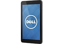 Dell Venue 7' Refurbished 16GB, Black Tablet