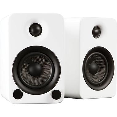 Kanto YU3 Powered Bookshelf Speakers with Bluetooth™ Technology, Gloss White