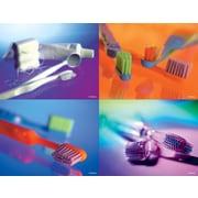 MAP Brand Dental Assorted Laser Postcards Toothbrushes