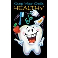Custom Postcard Dental Keep Your Smile Healthy