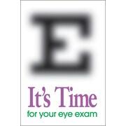 Custom Postcard Optometry It's Time