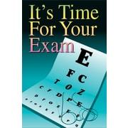 Custom Postcard Optometry Eye Chart