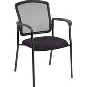 Raynor Eurotech Dakota 2 Fabric/Mesh Guest Chair, Brazil Van Dyke