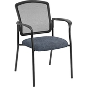 Raynor Eurotech Dakota 2 Fabric/Mesh Guest Chair, Ring Sapphire