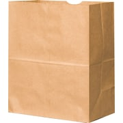 "M2C Kraft Paper 14""H x 12""W x 7""D Food Bags, Brown, 500/Pack"
