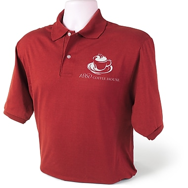 Custom polo shirts staples for Staples custom t shirts