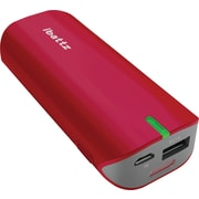 Vogue BattStation 5600 Portable Charger, Red