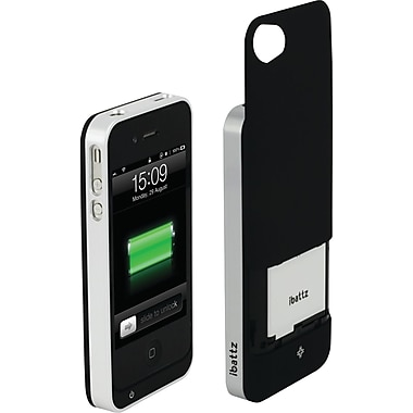 iPhone 4/4s Mojo Classic 1,500mAh Battery Charger CaseSorry, this item is currently out of stock.