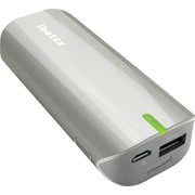 Vogue BattStation 5600 Portable Charger, White