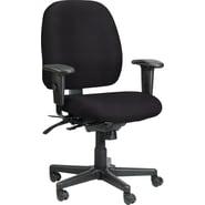 Raynor Eurotech Fabric 4 x 4 Multi-function Task Chair, Van Dyke Brazil