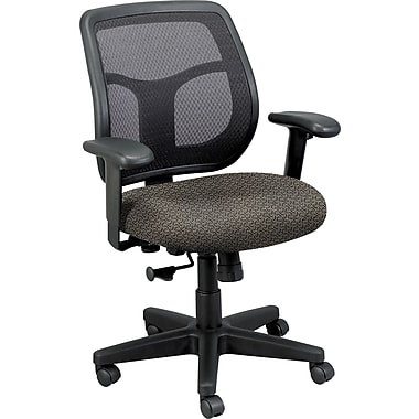 Raynor Eurotech Apollo Mesh Back Task Chair, Transport Pewter