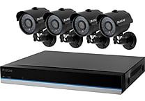 Defender 21171 8CH DIY Video Security System with 4 Cameras