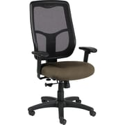 Raynor Eurotech Apollo Fabric Mid-back Multi-Function Task Chair, Relic Brazil