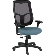 Raynor Eurotech Apollo Vinyl/Mesh Mid-back Multi-Function Task Chair, Persuasion Tahiti