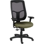 Raynor Eurotech Apollo Fabric Mid-back Multi-Function Task Chair, Expo Leaf