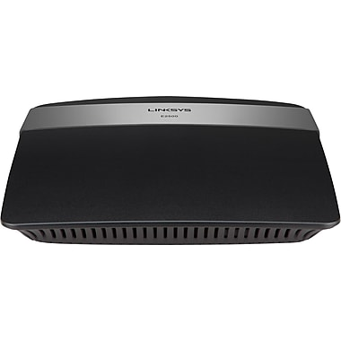 Linksys N600 Dual-Band WiFi Router - E2500