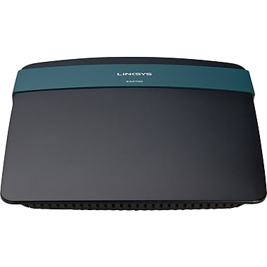 Linksys EA2700 App-Enabled N600 Dual-Band Wireless-N Router with Gigabit