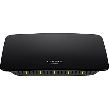 Linksys SE1500-NP Ethernet Switch