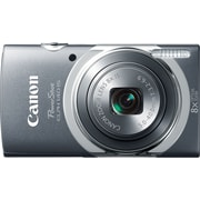 Canon PowerShot ELPH140 IS Digital Camera, Gray