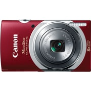 Canon PowerShot ELPH140 IS Digital Camera, Red
