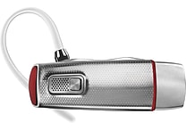 Motorola ELITE FLIP Bluetooth Headset, Silver