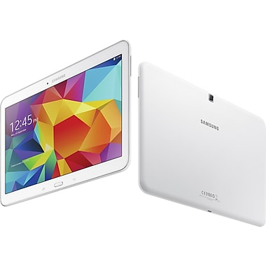 Samsung Galaxy Tab 4 10in. 16GB, White Tablet