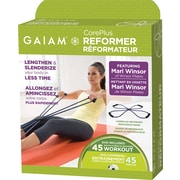 Gaiam® Mari Winsor's CorePlus Reformer Kit