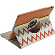 Aduro Rotating Stand Case for iPad Mini, Chevron