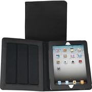 Samsill Fashion Carrying Case for iPad Air, Black Debossed Diamond