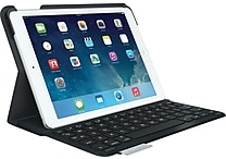 Logitech Ultrathin Keyboard Folio for iPad Air, Carbon Black