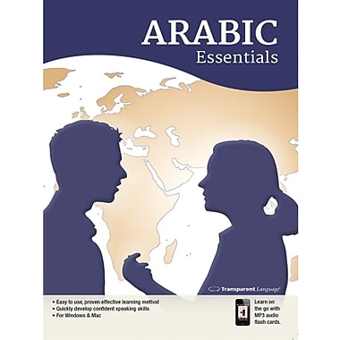 Transparent Language Arabic Essentials for Windows (1 User) [Download]