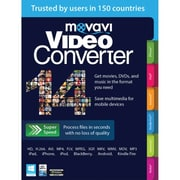 Movavi Video Converter 14 Business Edition for Windows (1 User) [Download]