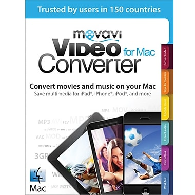 Movavi Video Converter 4 for Mac Business Edition for Mac (1 User) [Download]