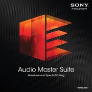 Sony Audio Master Suite for Windows (1 User) [Download]